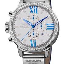 Haemmer DSC-02 Viola Damen Chronograph 45mm 10ATM