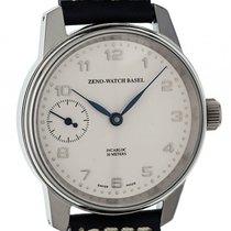 Zeno-Watch Basel Classic Retro Handaufzug 40mm Neu