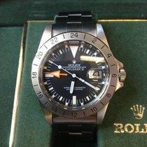 Rolex Explorer 1655 Steve McQueen Box & Papers