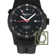 Momo Design Black Titanium GMT 46mm Limited Edition NEW