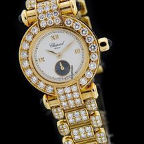 Chopard Yellow Gold IMPERIALE Diamond Watch 39/3212-23