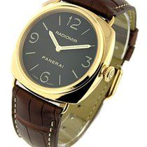 Panerai PAM 231 Radiomir Rose Gold Base