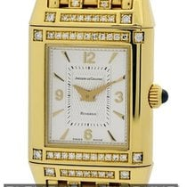 Jaeger-LeCoultre Reverso Collection Florale 21mm 18k Yellow...