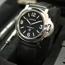 Panerai Pam 000 Luminor Base Logo 44mm