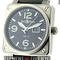 Bell & Ross Aviation Grande Date Stainless Steel Ref. BR...