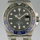 Rolex BLNR Blue Black GMT