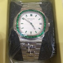 Patek Philippe 5711P Nautilus Platinum Emeralds