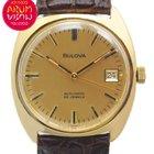 Bulova Vintage Gold
