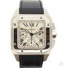 Cartier Santos 100 XL Chronograph
