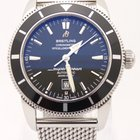 Breitling Superocean Heritage 46mm A17320 Black Stainless Date...