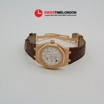 Audemars Piguet Royal Oak Dual Time 39MM Rose Gold