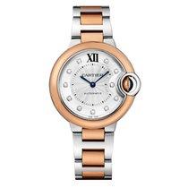 Cartier Ballon Bleu De Cartier W3bb0006 Watch