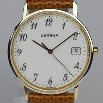 Certina Dress watch 14K Massivgold