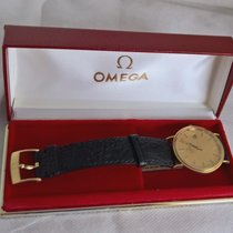 Omega 18ct golden  thin in very good condition