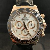 Rolex Daytona Cosmograph Everose - Ivory Dial  Ref. 116515LN