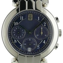 Harry Winston Premier Chronograph Platinum Watch