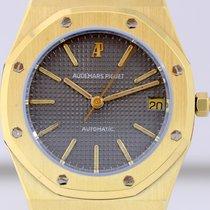 Audemars Piguet Royal Oak 18K Gold Automatik Dream black Dial...