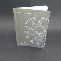 Audemars Piguet Wereld Service booklet