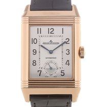 Jaeger-LeCoultre Reverso Classic Large Duoface 47 Pink Gold