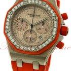 Audemars Piguet Royal Oak Offshore Ladies Chronograph, Diamond...