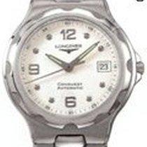 Longines L1.505.4.06.6 Conquest Quartz Ladies' Watch