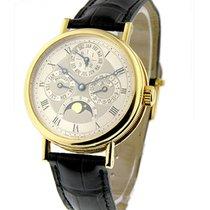 Breguet 3050ba Classique Perpetual Calendar - Yellow Gold on...