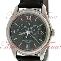 Patek Philippe Annual Calendar Moonphase, Slate Grey Dial -...