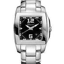 Chopard 118464-3001 Two O Ten - Steel on Bracelet with Black Dial