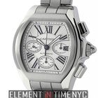 Cartier Roadster Collection Roadster S Chronograph Stainless...