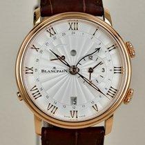 Blancpain Villeret  GMT Alarm