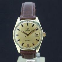 Omega Seemaster Geneve cal.613 Gold Dial Vergoldet