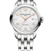 Baume & Mercier CLIFTON 30 mm Ladies Acciaio-Steel T