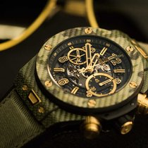 Hublot Big Bang Unico Italia Indepenedent Green Camo