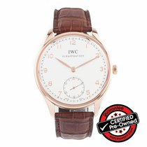 IWC Portugieser Hand-Wound Boutique Edition