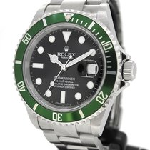 Rolex Oyster Perpetual Date Submariner 16610LV, w Paper