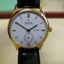 Zenith Chronometer Handaufzug 125 Jahre