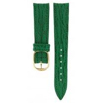 Baume & Mercier Baume -green Leather Strap