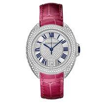 Cartier Cle Quartz Mid-Size Watch Ref WJCL0018