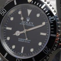 Rolex Submariner 14060  Tritium Box Papers from 1992