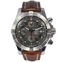 Breitling Avenger Skyland Includes Spare Leather Strap A13380