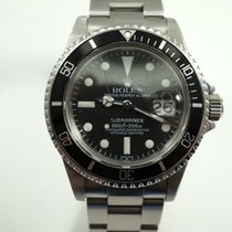 Rolex 1680 Submariner stainless steel service dial 1977