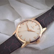 Omega 14ct golden  BIG size, serviced in very good condition