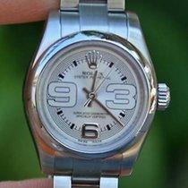 Rolex Steel Ladies Oyster Perpetual No Date Watch 2011