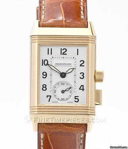 Jaeger-LeCoultre Reverso *Memory* Gelbgold - 255 . 140 . 822