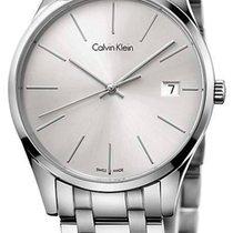 ck Calvin Klein time Damenuhr K4N23146