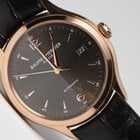 Baume & Mercier 18K Rose Gold CLIFTON w/Grey Dial
