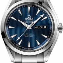 Omega Seamaster Aqua Terra Co-Axial Annual Calendar