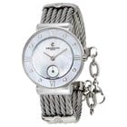 Charriol St Tropez Mother of Pearl Dial Stainless Steel Ladies...