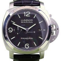 Panerai PAM 312 Luminor Marina Black 1950's Case 44mm...