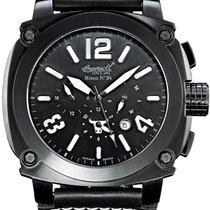 Ingersoll Bison Bison TS7815 Elegante Herrenuhr Zeitloses Design